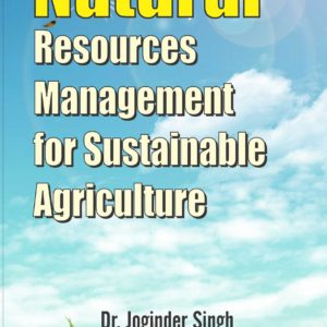 Natural Resource Management for Sustainable Agriculture
