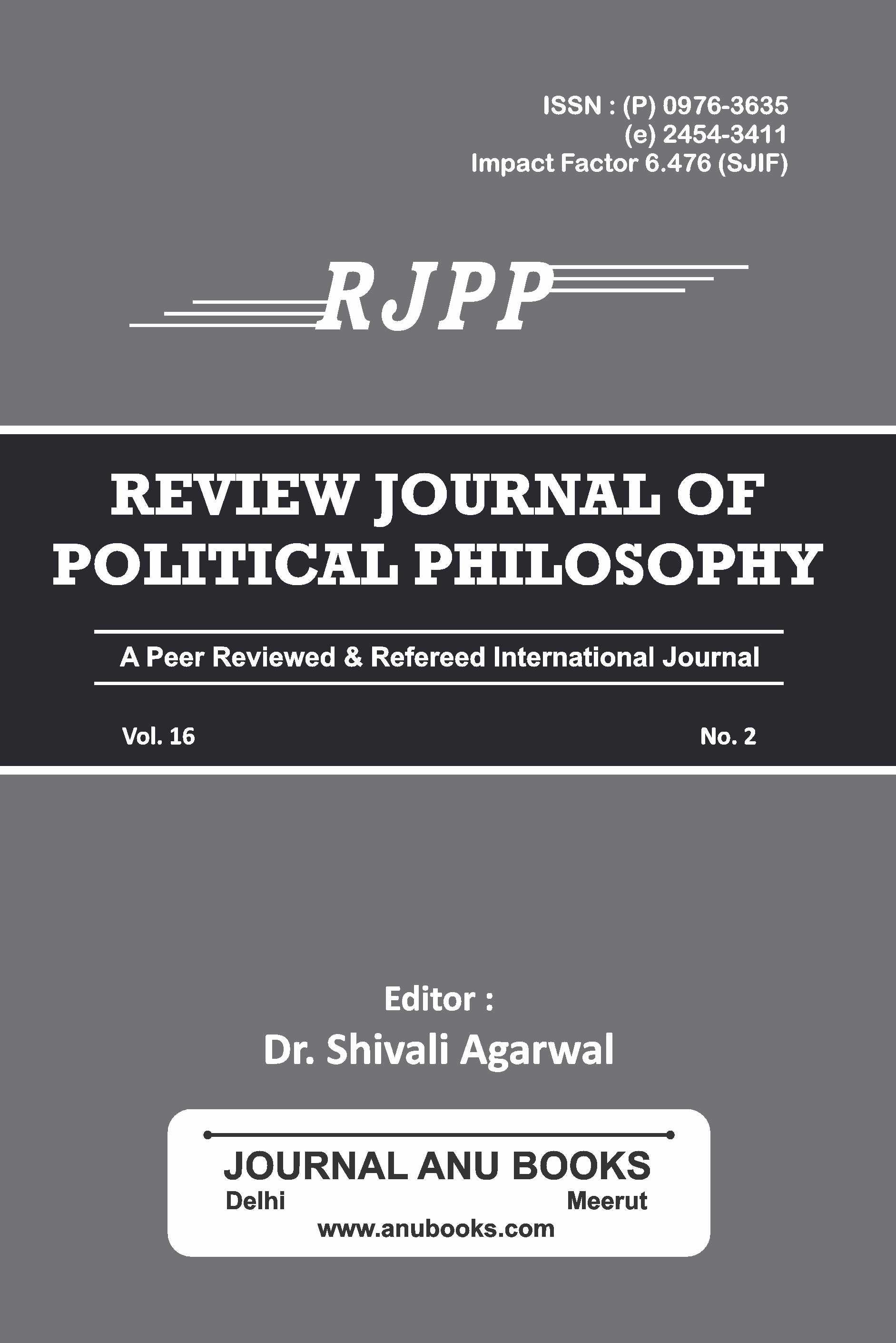 RJPP – Anu Books